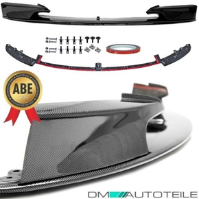 Frontspoiler Lippe Sport-Performance Carbon Glanz passt...