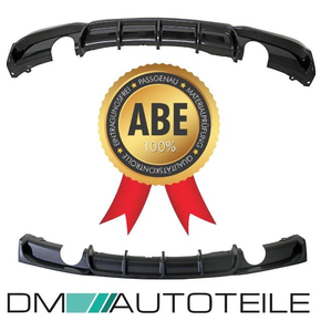 Sport Sport-Performance Rear Diffuser Carbon Gloss 335i...