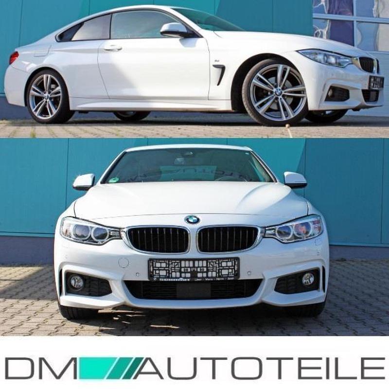 Schwarz lackiert M4 Hecklippe Performance tuning für BMW 420 430 430 xDrive 440