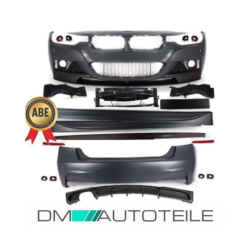Bmw F30 Body Kit Front Side Skirts Rear Sport Performance Conversion