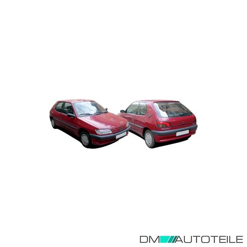 306 Schrägheck 93-97 Kotflügel vorne links passt für Peugeot 306