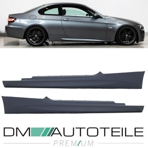 Set Sport Side Skirts 06-14 tested + Accessoires fits on...