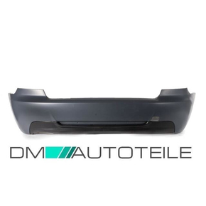 Coupe Convertible Rear Bumper w/o park assist + Diffuser...