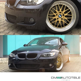 FULL PDC BODYKIT Front + Rear BUMPER +Skirts fits  BMW E92 E93 06-10 + M SPORT