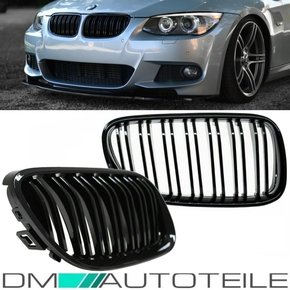 SET Dual Slat Front Grille Black Gloss Performance fits...