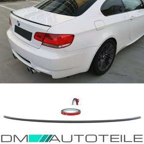 Coupe Rear Spoiler Roof Spoiler Lip 3er ABS Performance...