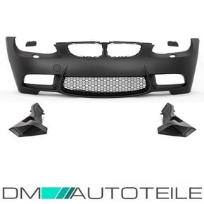 Sport-PERFORMANCE Sport Front Bumper fits on BMW E92 E93...