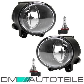 Set of Fog lights fits on BMW X5 F22 F23 E92 E93 F10 F11...