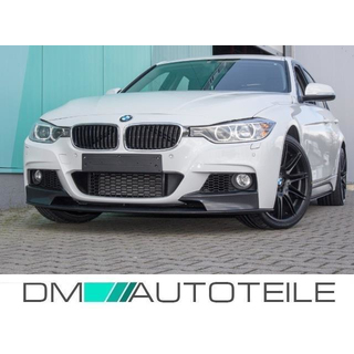 Bmw F30 F31 With M Sport Conversion Front Bumper Ready For Park