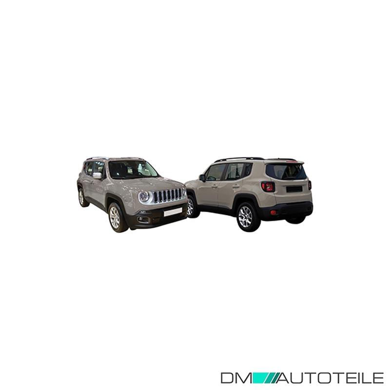 konvex passt für Jeep Renegade Geländewagen Geschlossen Außenspiegel rechts kpl