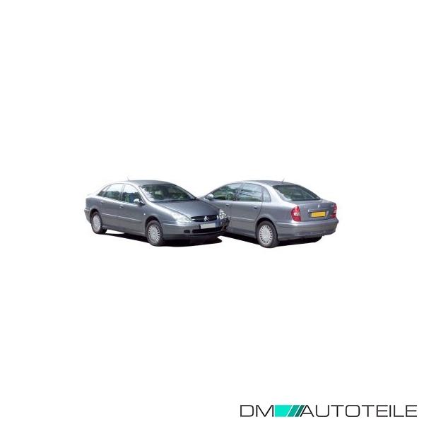 Rechts Asphärisch Beifahrerseite Spiegelglas für Jaguar X-Type 2001-2008
