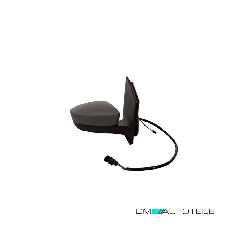 Rechts Asphärisch Beifahrerseite Spiegelglas für Seat Mii 2011-2019