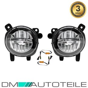 Satz LED Fog Lights Clear Cristall fits for BMW F30 F31...