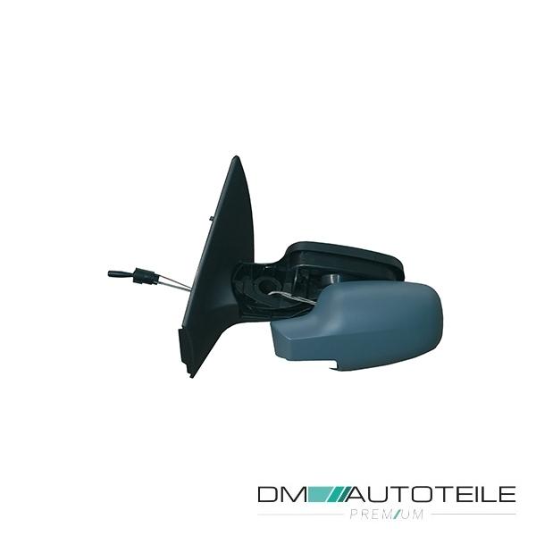Spiegel Außenspiegel für Renault Megane 1 Coupe Cabrio DA links Fahrerseite