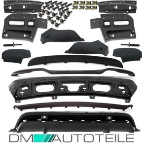 Set Running Board 10-13 incl. Fitting material...