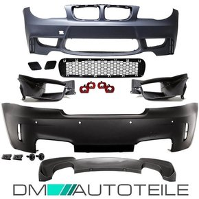 Bodykit Sport BUMPER Front Rear + Brake-Air Ducts fits on...