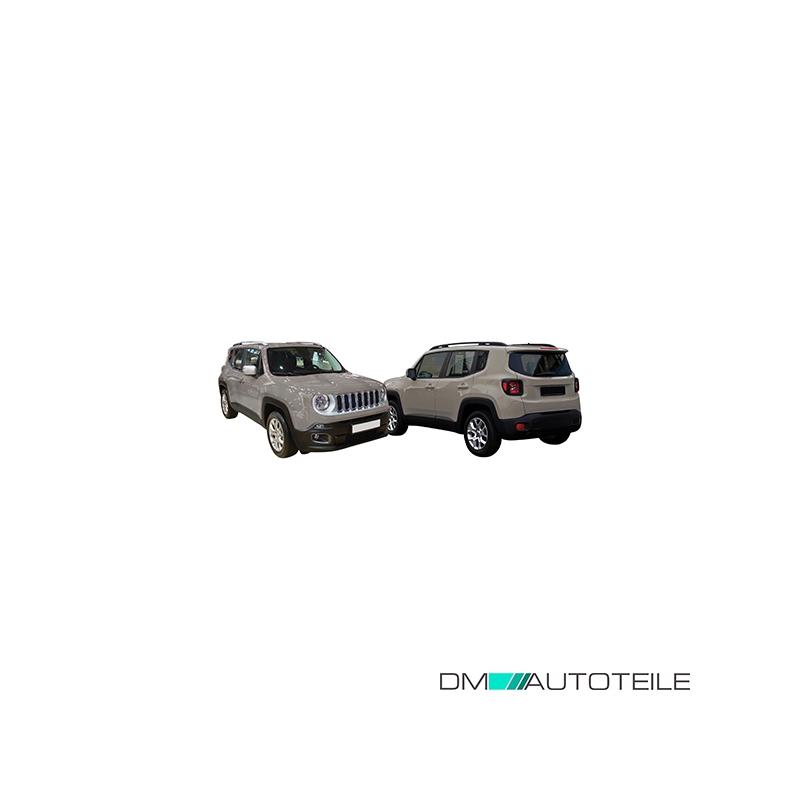 Links Asphärisch Fahrerseite Spiegelglas für Jeep Renegade 2015-2019