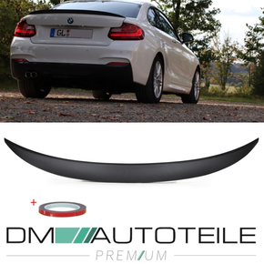 ABS Sport-PERFORMANCE Roof Rear Lip Rear Spoiler fits on...